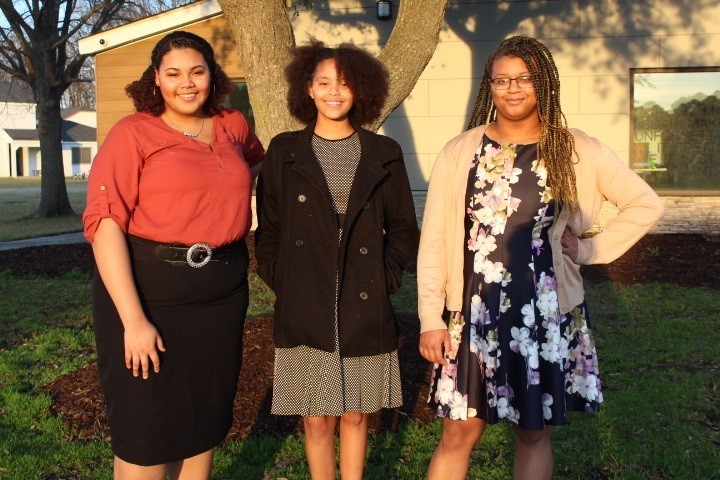 Teen Advisory Board Officers West Haven
