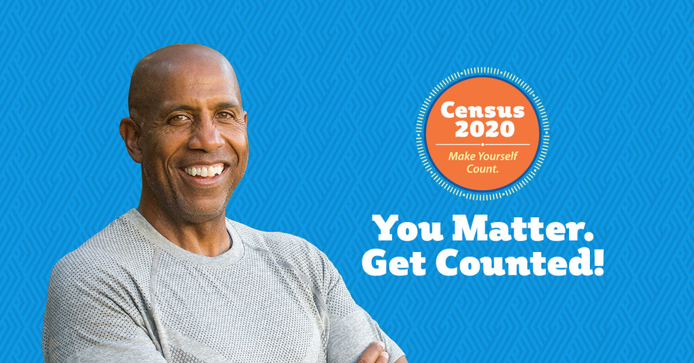 Census 2020 Matters black male